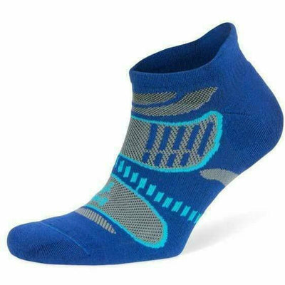 Balega Ultra Light No Show Socks Small / Cobalt / Current