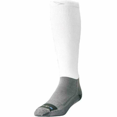 Drymax Work Over-The-Calf Socks - Small / White/Gray
