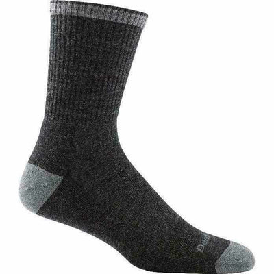 Darn Tough John Henry Boot Cushion Mens Socks - Small / Gravel