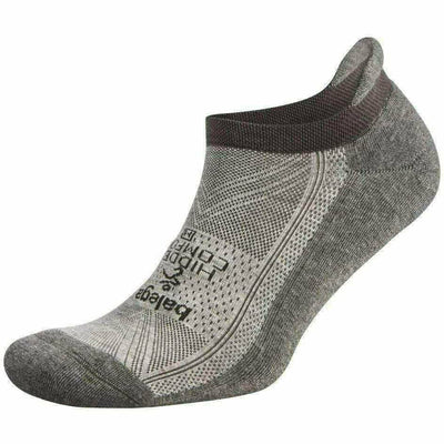 Balega Hidden Comfort Socks - Small / Midgrey/Carbon