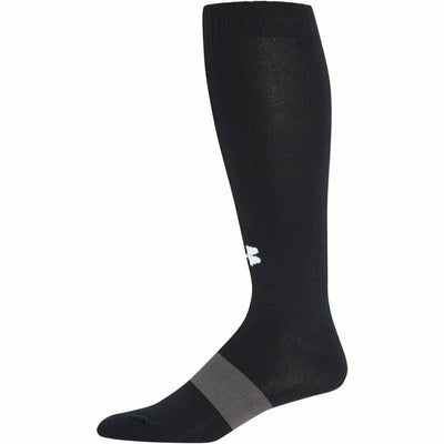 Under Armour Soccer OTC Socks - Youth Medium / Black
