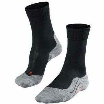 Falke TK5 Mens Trekking Socks - Small/Medium / Black-Mix