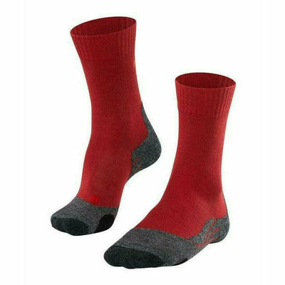 Falke TK2 Womens Trekking Socks - Small / Ruby
