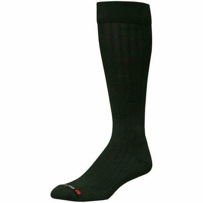 Drymax Dress Over-The-Calf Socks Small / Black