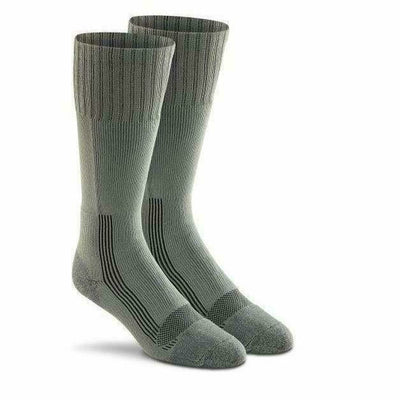 Fox River Military Wick Dry Tactical Boot Socks - Small / Foliage Green