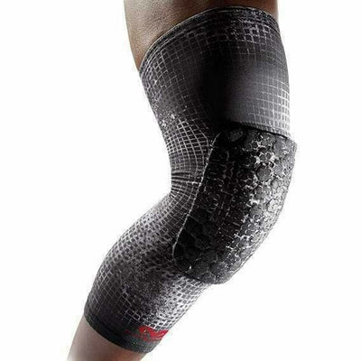 McDavid Hex Teflx Leg Sleeves Small / MGrid