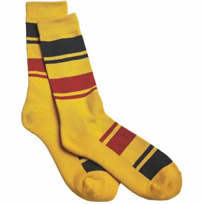 Pendleton National Park Striped Crew Socks Medium / Yellowstone / Single Pair