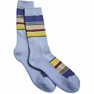 Pendleton National Park Striped Crew Socks Medium / Yosemite / Single Pair