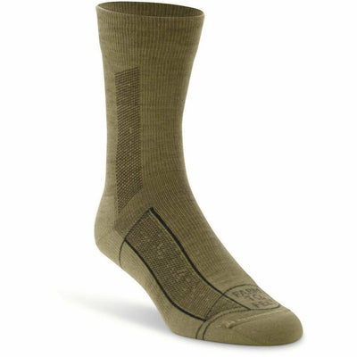 Farm to Feet Greensboro Lightweight 3/4 Crew Socks - Medium / Mosstone
