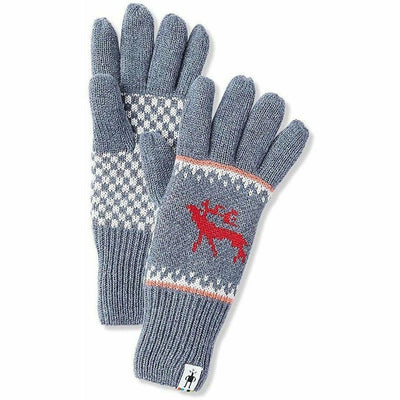 Smartwool CHUP Kaamos Gloves - One Size Fits Most / Medium Gray Heather
