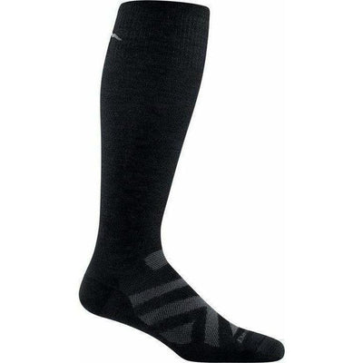 Darn Tough RFL OTC Ultra-Light Mens Ski Socks Small / Black