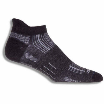 Wrightsock Stride Tab Socks Small / Black