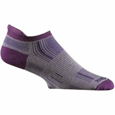 Wrightsock Stride Tab Socks Small / Purple