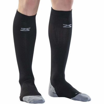 Zensah Tech+ Compression Socks Small / Black