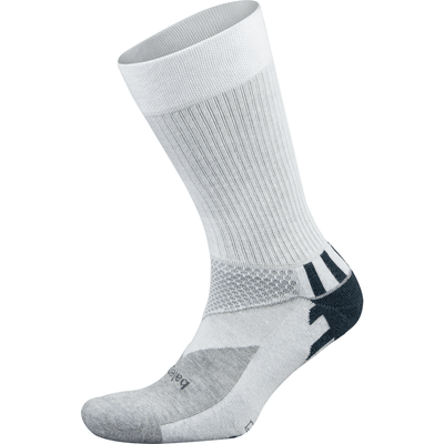 Balega Enduro Crew Socks Small / White/Midgray