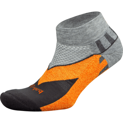 Balega Enduro Low Cut Socks Medium / Midgray/Carbon