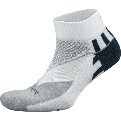 Balega Enduro Low Cut Socks - Small / White/Midgray