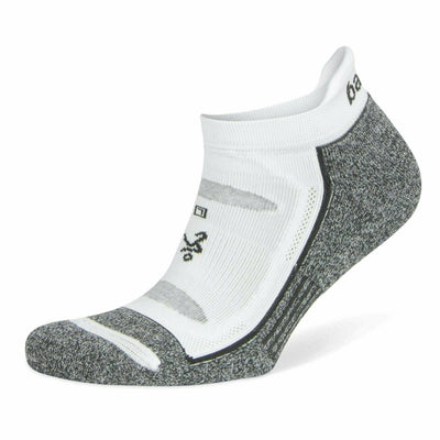 Balega Blister Resist No Show Socks - Small / White