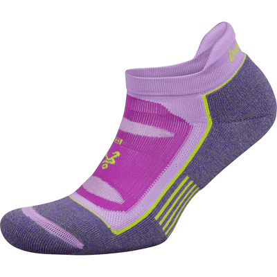 Balega Blister Resist No Show Socks Small / Ultra Violet/Bright Lilac