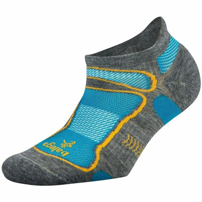 Balega Ultra Light No Show Socks Small / Midgrey / Past Season