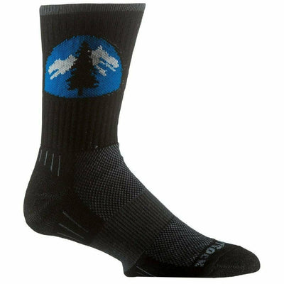 Wrightsock Escape Midweight Crew Socks - Small / Pacific Crest Trail