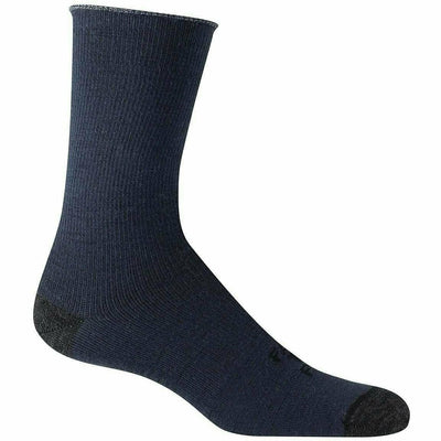 Farm to Feet Arlington Ultralight Crew Socks - Small / Eclipse