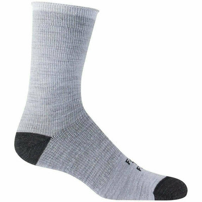 Farm to Feet Arlington Ultralight Crew Socks - Small / Periwinkle
