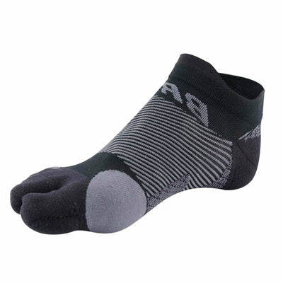 OS1st Bunion Relief No Show Socks Small / Black
