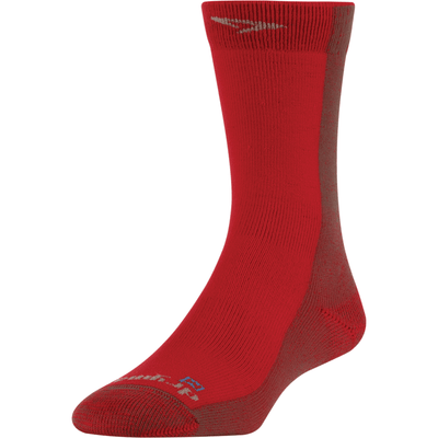 Drymax Cold Weather Run Crew Socks - Small / Red