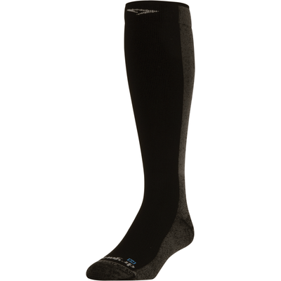 Drymax Cold Weather Run Over-The-Calf Socks - Small / Black