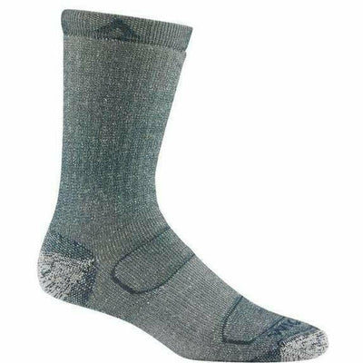 Wigwam Merino Wool Comfort Ascent Crew Socks Small / Majolica Blue