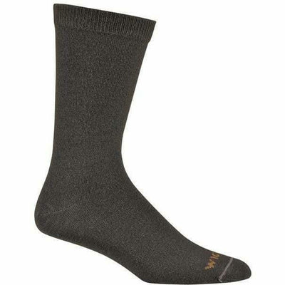 Wigwam Artio Crew Socks Medium / Chocolate