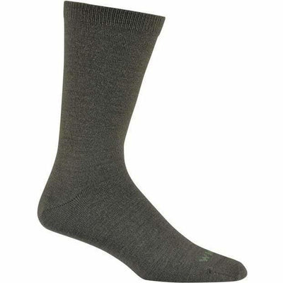 Wigwam Artio Crew Socks Medium / Olive Night