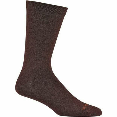 Wigwam Artio Crew Socks Medium / Merlot