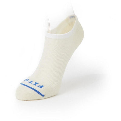 FITS Light Runner No Show Socks - XX-Large / Natural