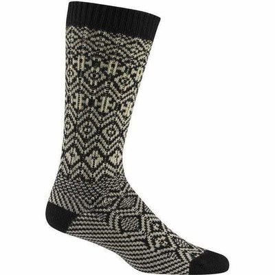 Wigwam Rorvik Crew Socks Medium / Black