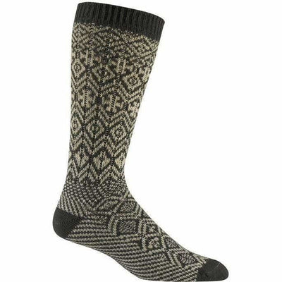 Wigwam Rorvik Crew Socks - Medium / Charcoal