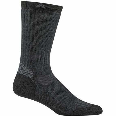 Wigwam Rove Outdoor Mens Crew Socks Medium / Dark Grey