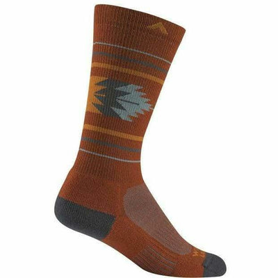 Wigwam Bears Ears Crew Socks - Small / Picante
