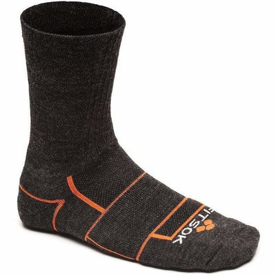 Fitsok ISW Isowool Crew Socks Medium / Charcoal