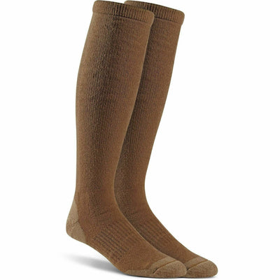 Fox River Fatigue Fighter OTC Military Socks Medium / Coyote Brown