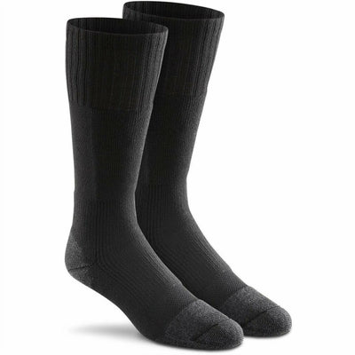 Fox River Military Wick Dry Maximum Boot Socks Medium / Black