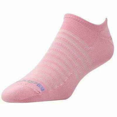 Drymax Run Hyper Thin No Show Socks - Small / Lite Pink