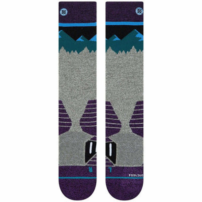 Stance Ridge Line Youth Socks -