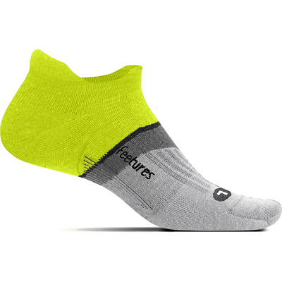Feetures Merino 10 Cushion No Show Tab Socks -