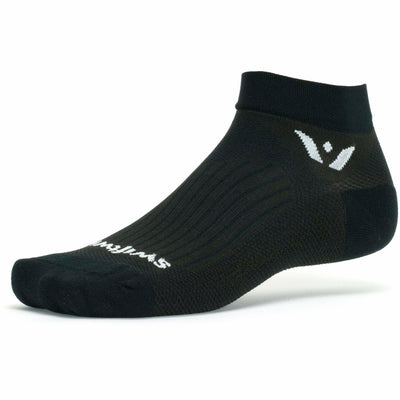 Swiftwick Performance One Socks Small / Black / Single Pair