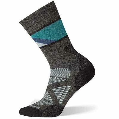 Smartwool Womens PhD Pro Approach Crew Socks - Medium / Charcoal