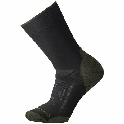 Smartwool PhD Outdoor Heavy Crew Socks Medium / Black