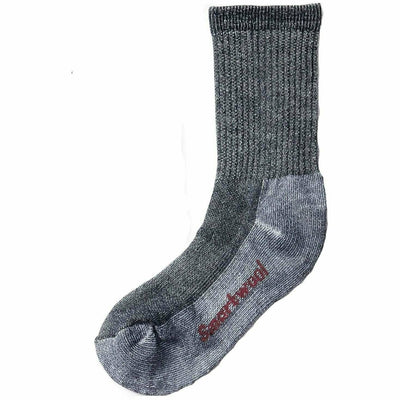 Smartwool Kids Hike Medium Crew Socks - Small / Deep Navy