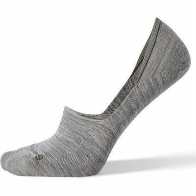Smartwool Womens Hide & Seek No Show Socks Small / Light Gray